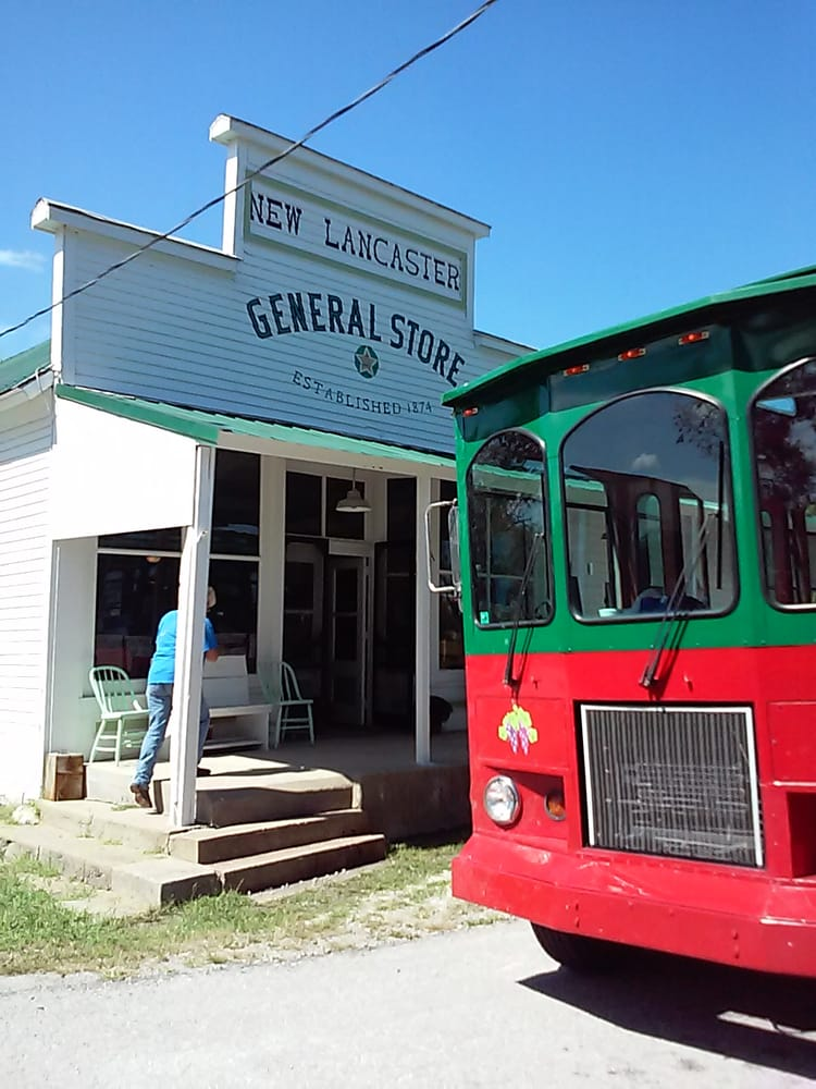 Miami County Trolley: Paola, KS