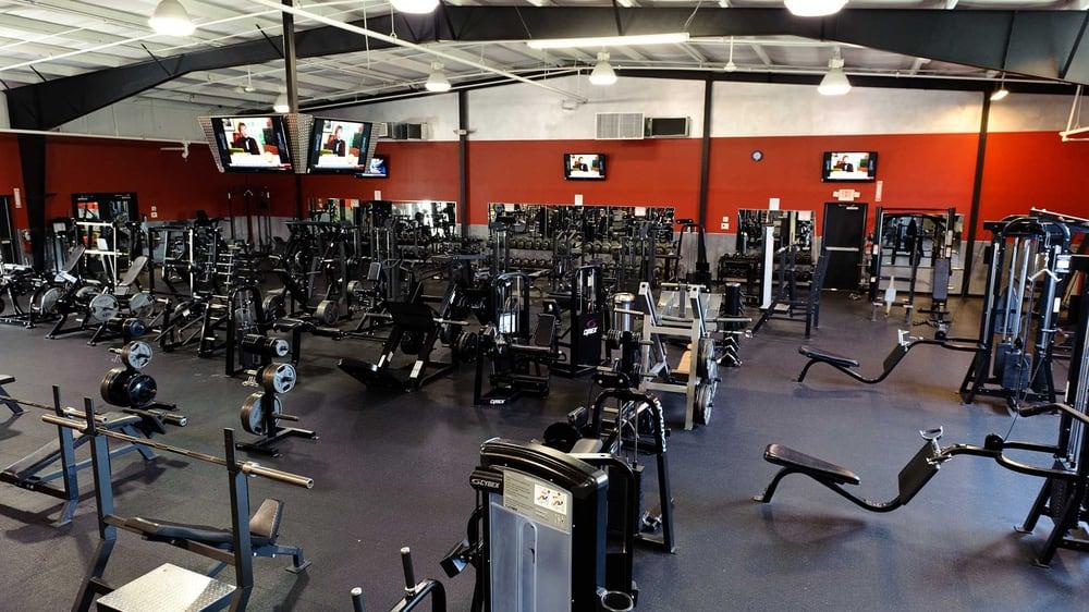 Gyms In St Augustine Beach Fl