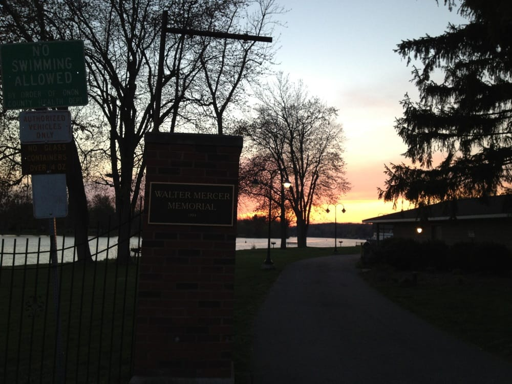 Mercer Memorial Park: North St, Baldwinsville, NY