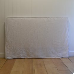 Photo Of English Farmhouse Furniture   Torrance, CA, United States. Simple  Slip Headboard