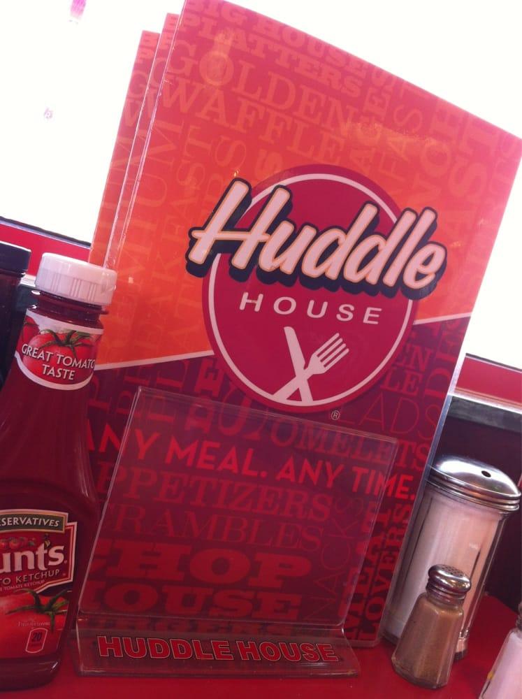 Huddle House: 3614 Old Halifax Road, South Boston, VA
