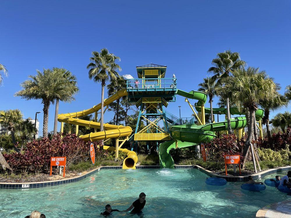 Surfari Water Park: 14501 Grove Resort Ave, Orlando, FL