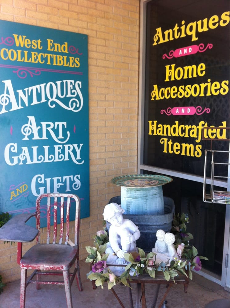 West End Collectibles: 3033 W Harris Ave, San Angelo, TX