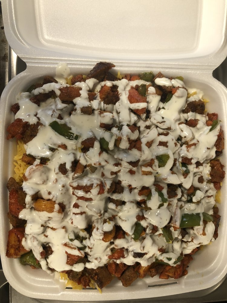 Halal Spot: 2207 Edgmont Ave, Chester, PA