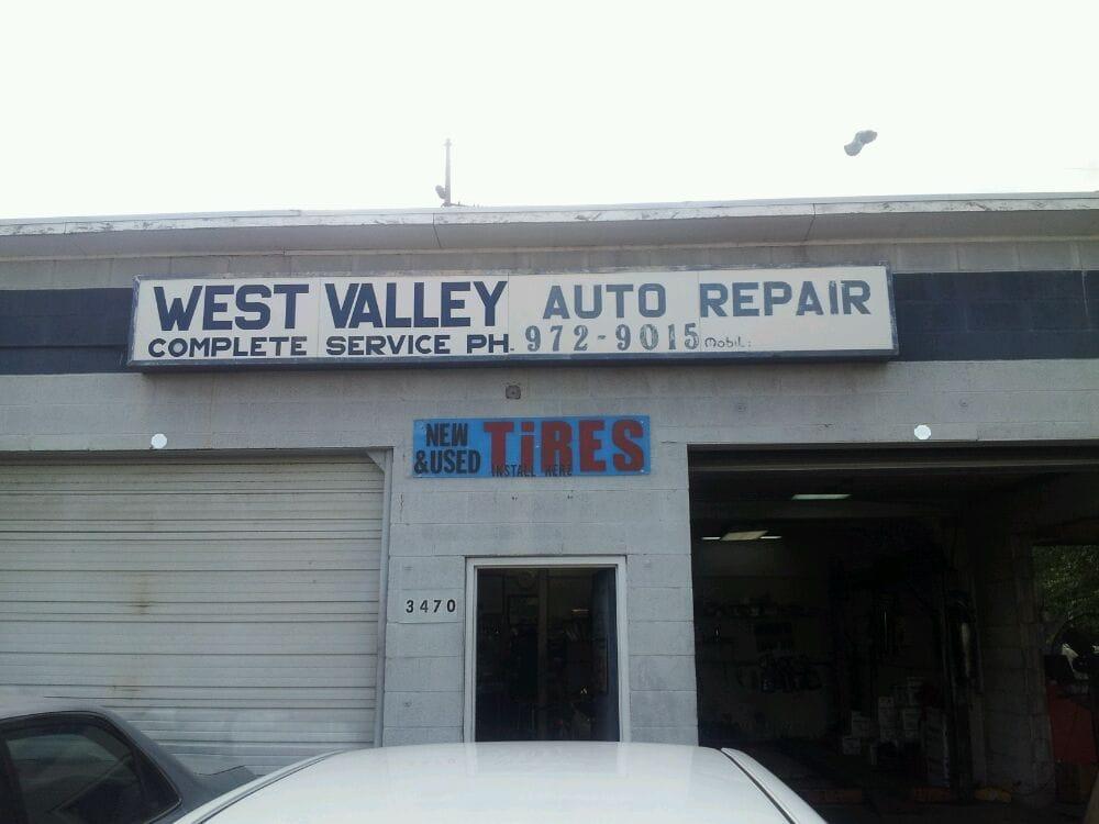 West Valley Auto Repair: 3470 S 1940th W, Salt Lake City, UT