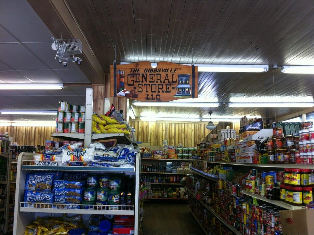 Gibbsville General Store: N3125 6th St, Oostburg, WI