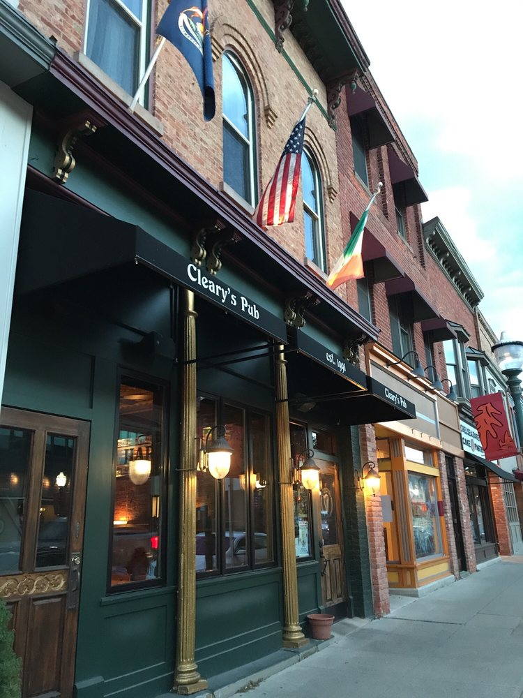 Cleary's Pub: 113 S Main St, Chelsea, MI