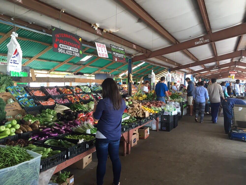 Jacksonville Farmers Market Beach Blvd