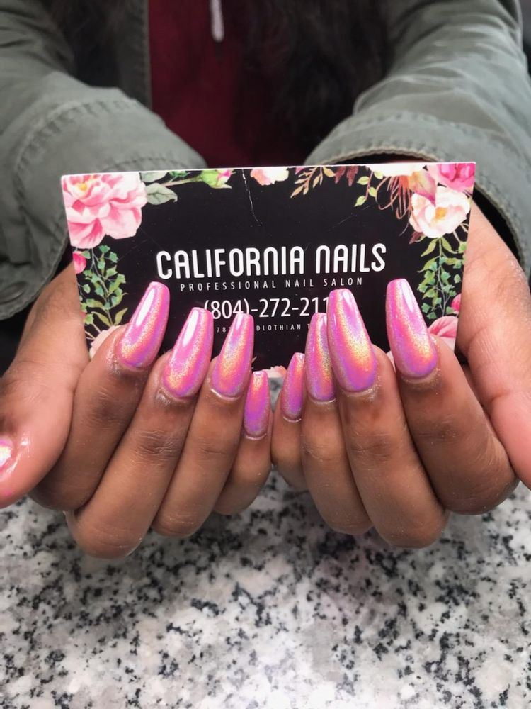 California Nails & Spa: 7812 Midlothian Tpke, Richmond, VA