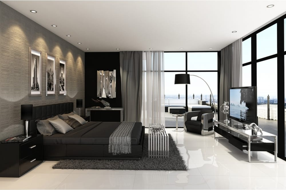 Photo Of Modani Furniture Atlanta Ga United States Modern Bedroom By
