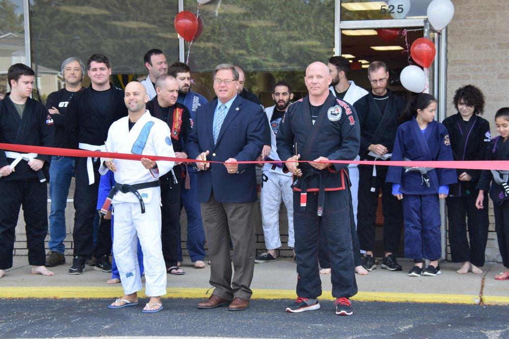 GT Brazilian Jiu-Jitsu: 525 South Ave, Tallmadge, OH
