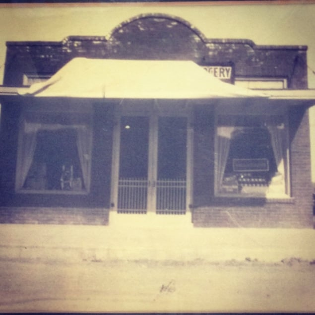 This is the original building that has been around since for 4001 duval salon