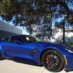 Corvette Warehouse - 2158 W Northwest Hwy, Dallas, TX - 2019