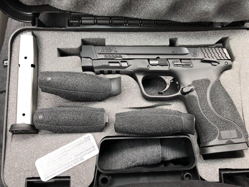 Bracken Rifle & Pistol Range: 19280 Marbach Ln, San Antonio, TX