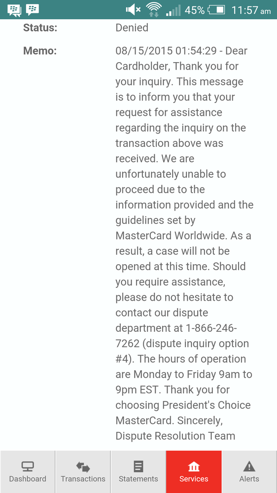 President's Choice Financial Mastercard (PC Mastercard) website upgrade is an abuse of customers. Recently PC Mastercard upgraded its website and in advance of this, there was no advance notice /5(55).