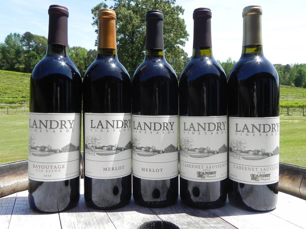 Landry Vineyards: 5699 New Natchitoches Rd, West Monroe, LA