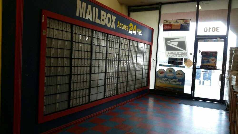 Wilshire World Postal Center: 3010 Wilshire Blvd, Los Angeles, CA