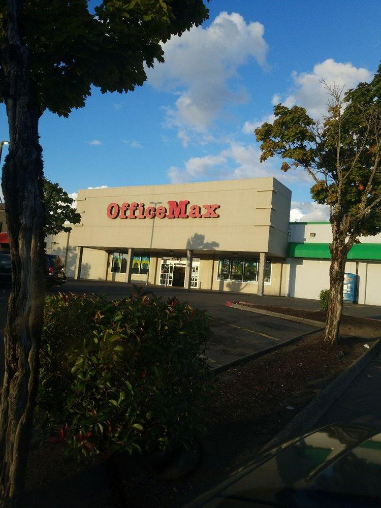 Officemax: 15550 SE McLoughlin Blvd, Portland, OR
