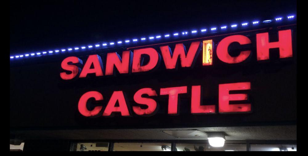 Sandwich Castle: 2458 E State St, Chicago, IL