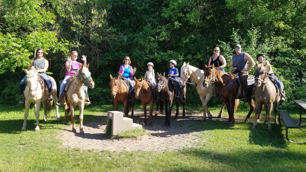 Wild 3L Ranch: Eagle Trail Head, Eagle, WI