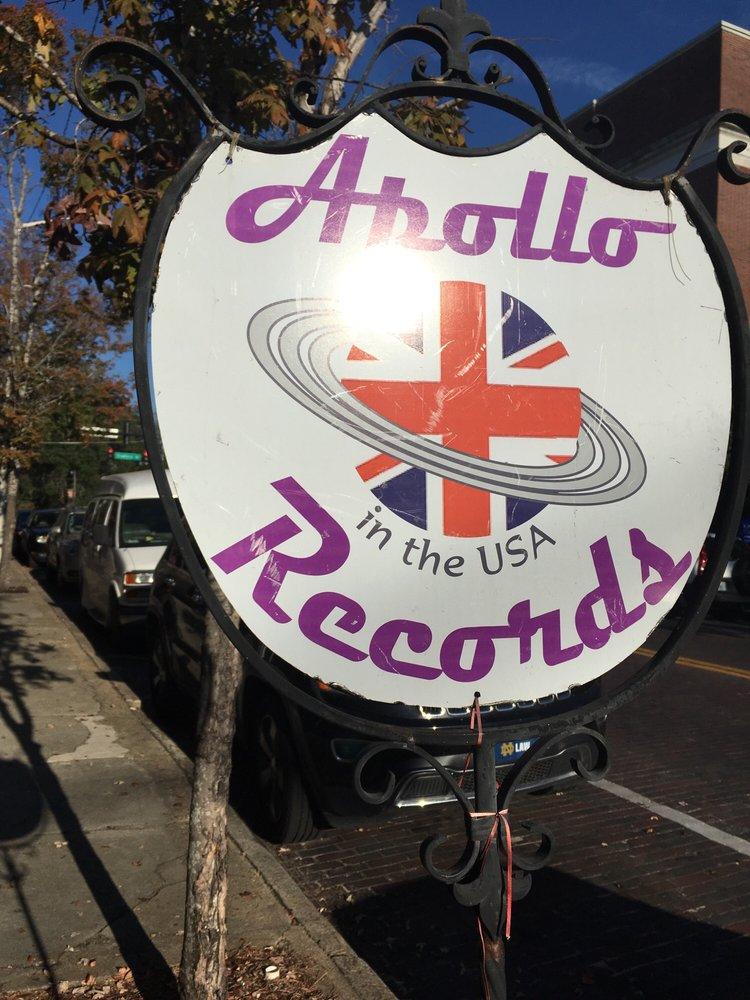 apollo records vinyl schallplatten 129 east jackson st thomasville ga vereinigte. Black Bedroom Furniture Sets. Home Design Ideas