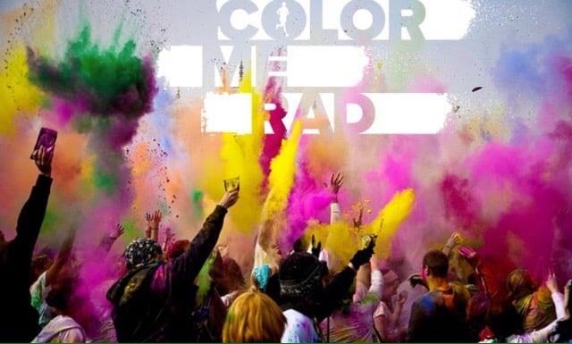 Color Me Rad: 6300 Kings Island Dr, Kings Mills, OH
