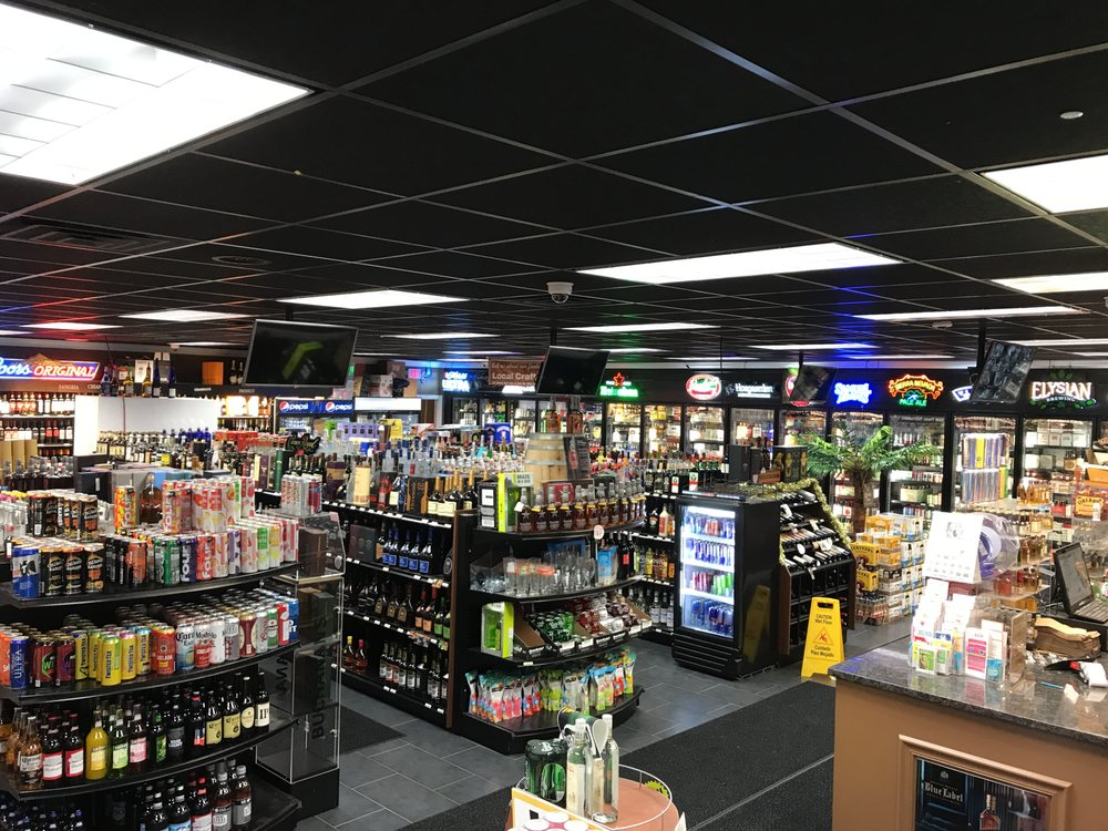 Enfield Liquor and Wine: 920 Enfield St, Enfield, CT