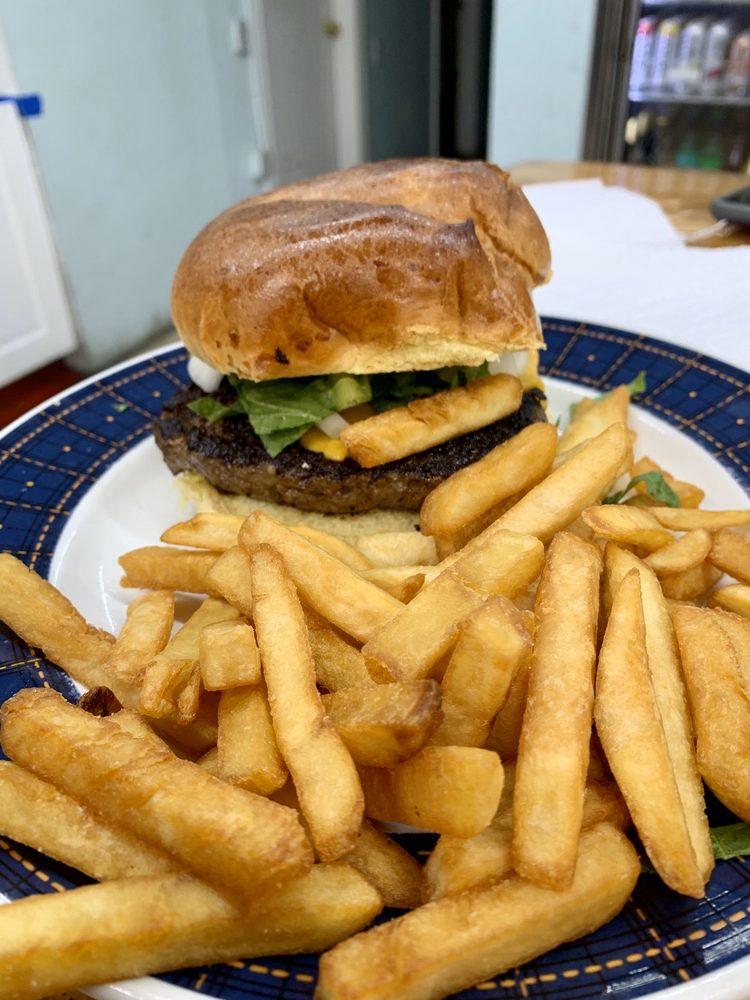 Local's Burgers N More: 444 Waters Rd, Chesapeake, VA