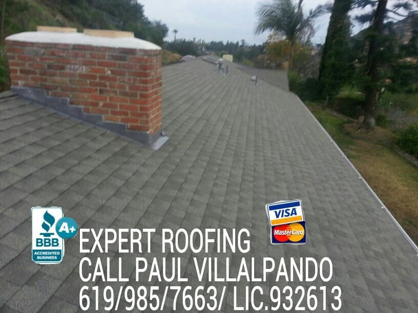 Expert Roofing   Roofing   8265 Commercial St, La Mesa, CA   Phone Number    Yelp