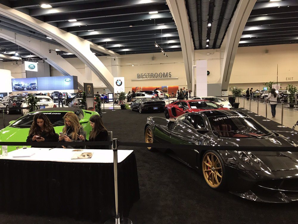 San Francisco International Auto Show