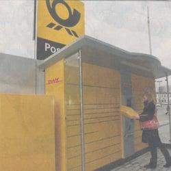 deutsche post serviceinsel bahnhof s dkreuz sch neberg berlin yelp. Black Bedroom Furniture Sets. Home Design Ideas