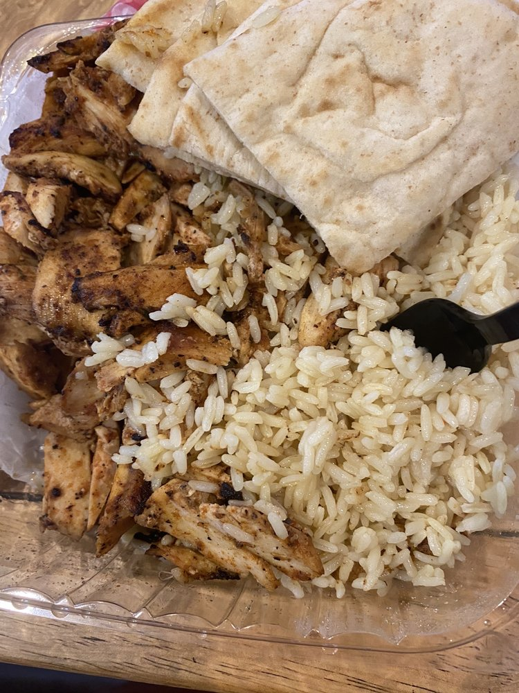 Zorbas Gyros, Burgers & More: 1821 Chemin Metairie Rd, Youngsville, LA
