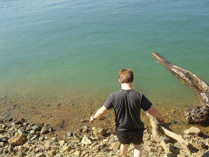 Lake Shasta: Mount Shasta, CA