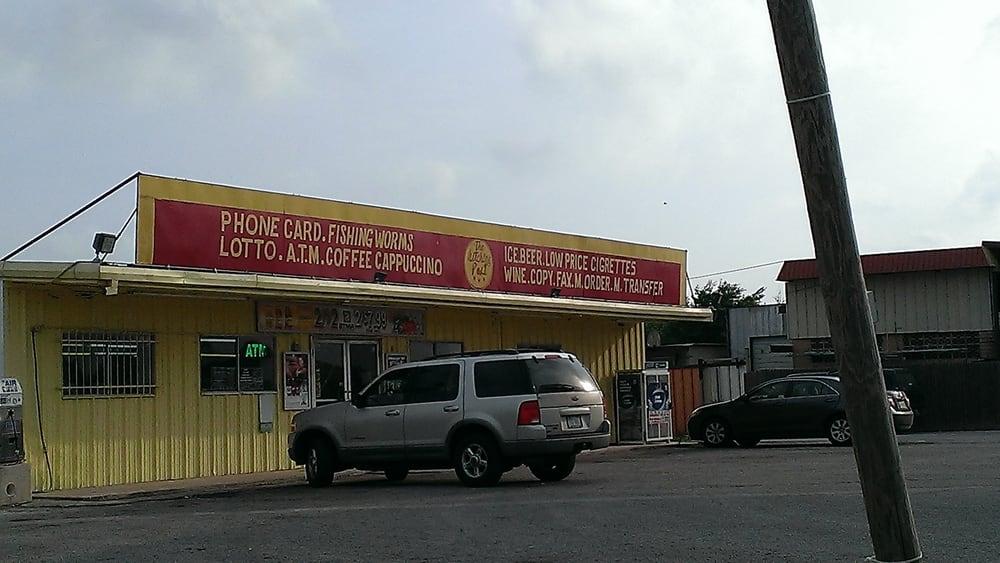 The Hitching Post: 411 E San Antonio St, Marion, TX