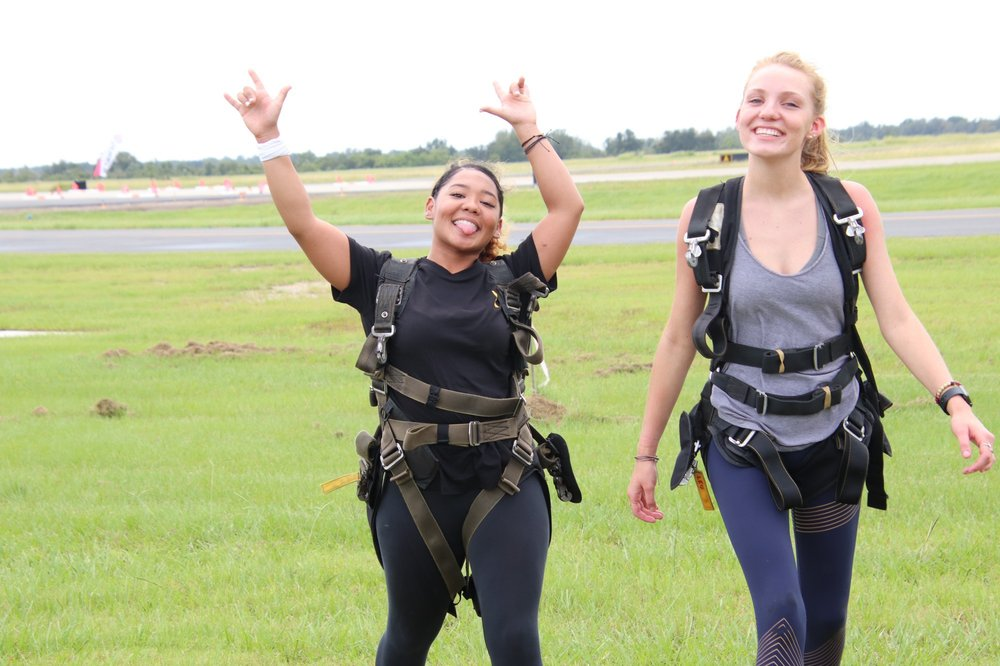 Jump Florida Skydiving: 9002 Paul Buchman Hwy, Plant City, FL