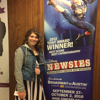 Austin. Join Our eCLUB Benefits* eCLUB members enjoy include: Advance offers for local Broadway shows BEFORE they go on sale to the public; Broadway Across America provides production services for Texas Performing Arts. Sales tax exempt pursuant to Texas Tax .