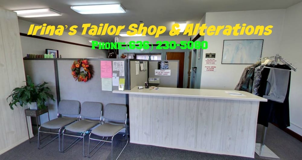 Irina's Tailor Shop & Alterations: 14139 Clayton Rd, Chesterfield, MO