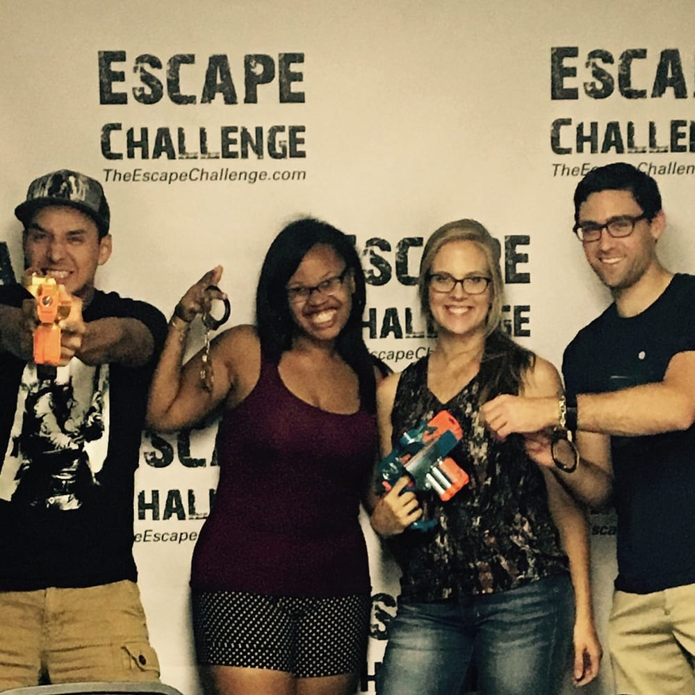 Escape Challenge: 6301 Bandel Road Nw, Rochester, MN