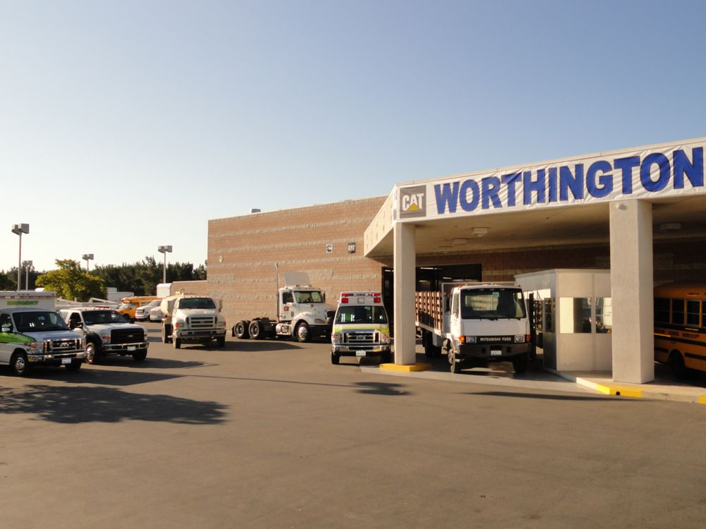 Worthington Ford Truck Center