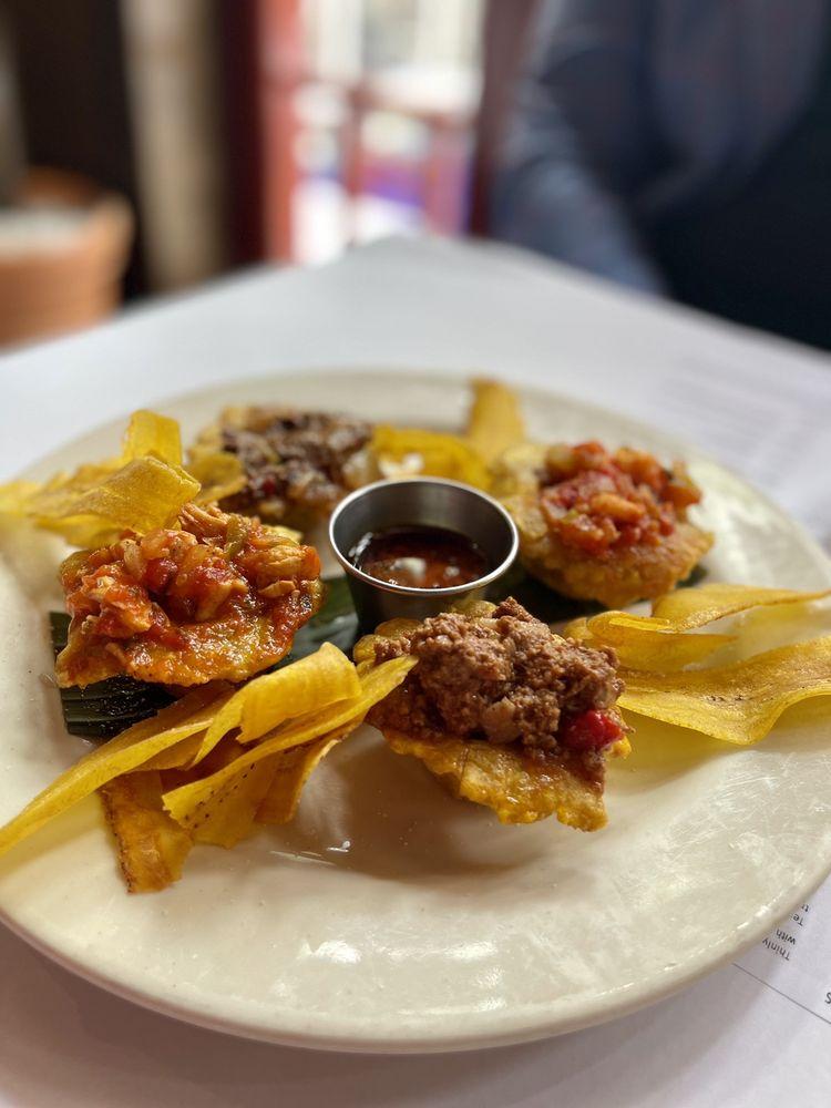 Food from Cabana