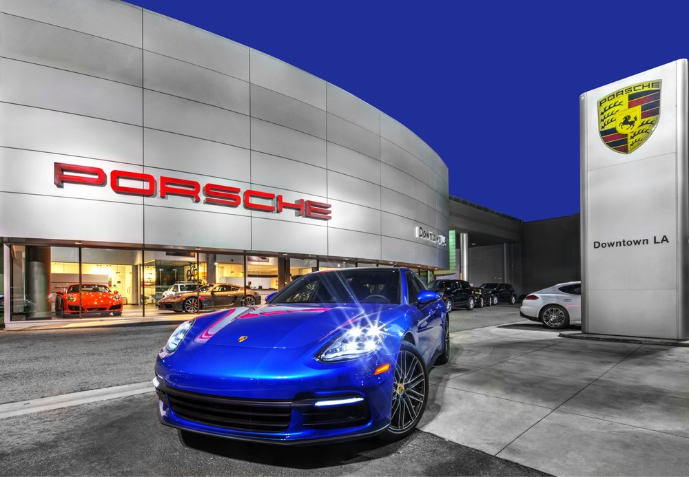 Porsche Downtown LA - 56 Photos & 139 Reviews - Car Dealers - 1900