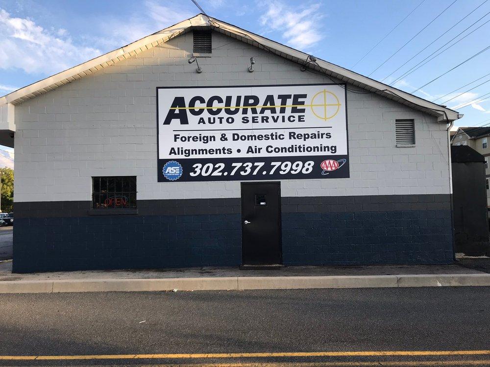 Accurate Auto Service: 233 E Main St, Newark, DE