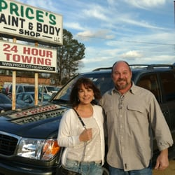 Price's Paint and Body Shop Llc - Body Shops - 221 Russ St