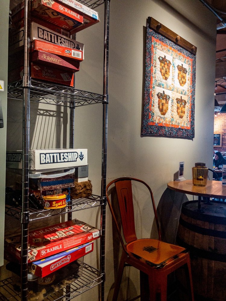 Oak & Iron Brewing: 18 Red Spring Rd, Andover, MA