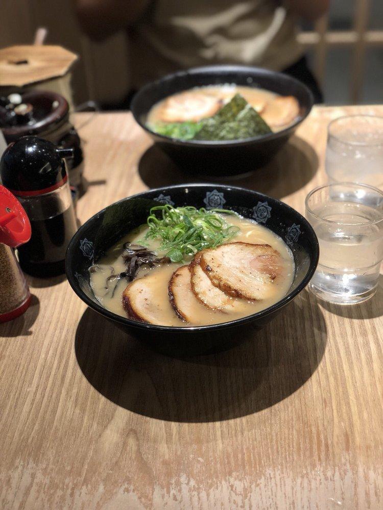 Tonkotsu Ramen Ore-shiki Jun