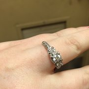 c81ac294d Diamond has fallen out Photo of Kay Jewelers - Henderson, NV, United States.