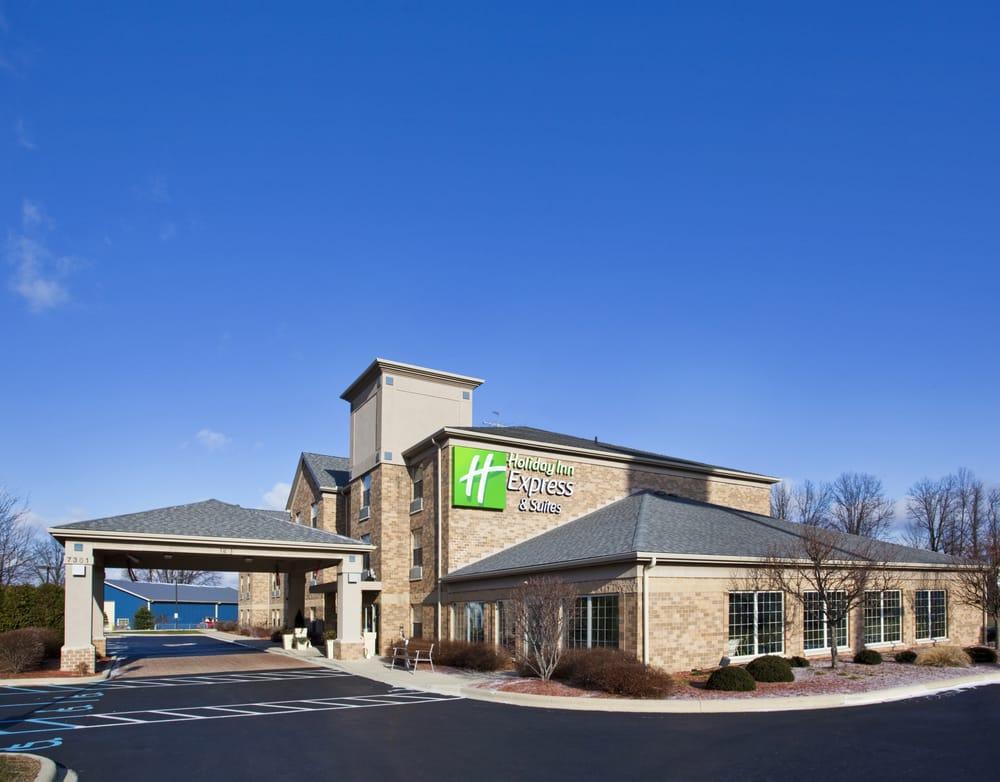 Holiday Inn Express & Suites Sunbury-Columbus Area: 7301 E State Rt 37, Sunbury, OH