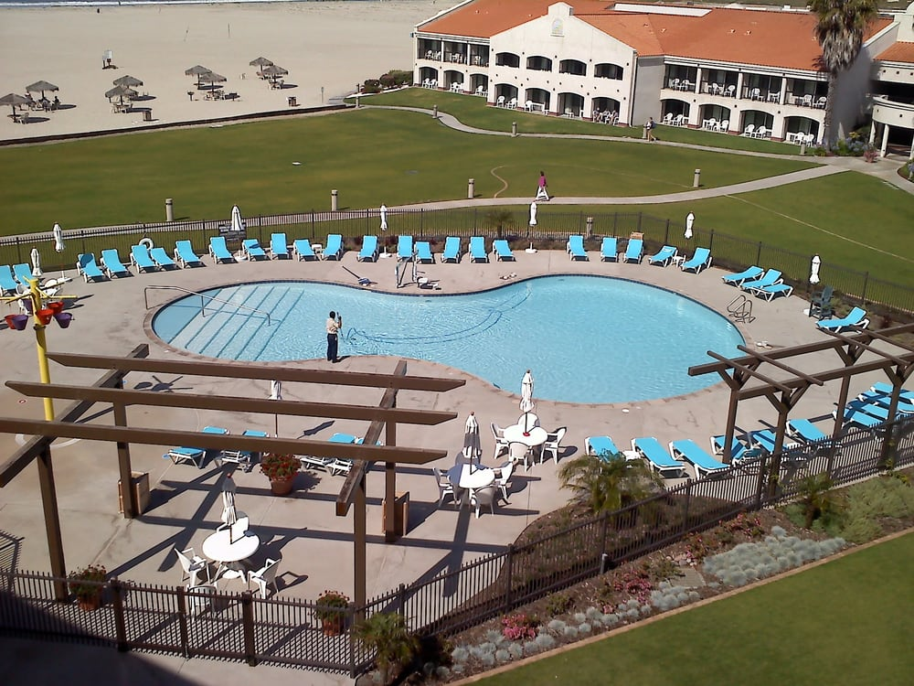 the new pool behind the hotel yelp. Black Bedroom Furniture Sets. Home Design Ideas