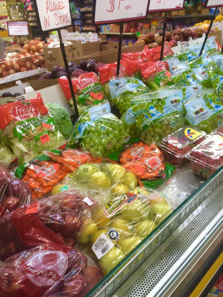 Lowery Meat & Grocery: 310 River St, Buchanan, MI
