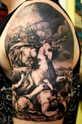 Elite Tattoo Gallery 435A Western Blvd Jacksonville, NC Tattoos ...